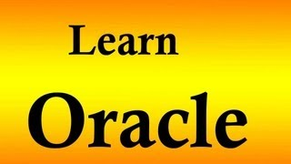 Oracle 10g Tutorial New [Database Administrator]