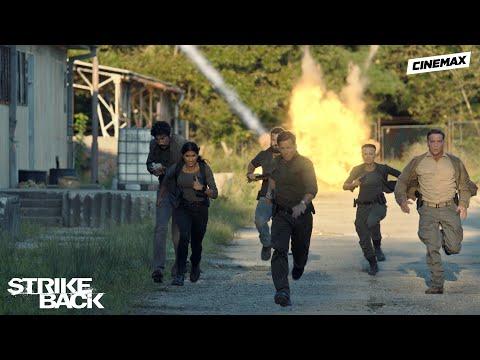 Strike Back | Official Clip - Season 7 Episode 8 | Cinemax