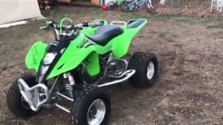 7. Kawasaki Kfx 400 vs Kfx 450 vs Kfx 700 see which one is the baddest