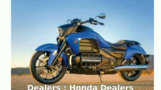7. 2014 Honda Valkyrie ABS - Review & Specification