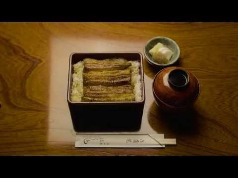 Tokyo's Michelin starred Eel Restaurant - [3:43]