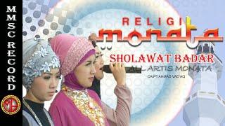 MONATA RELIGI--SHOLAWAT BADAR Video