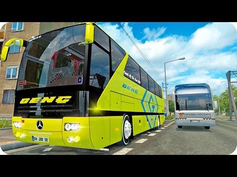 Mercedes Benz O403 Bus Mod