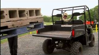 8. Polaris Ranger 500EFI vs. the competition