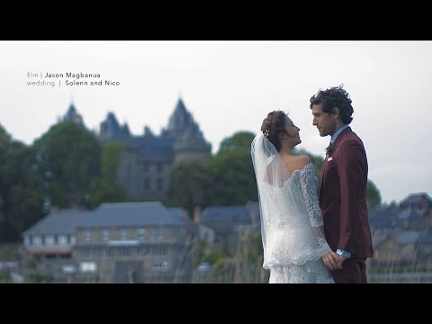 Solenn and Nico's Wedding in France: The Highlights Video (видео)