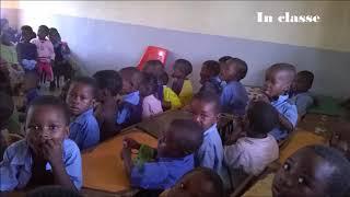 Una Giornata con i Nostri Bimbi dell'asilo di St. Jonhn a Mangochi