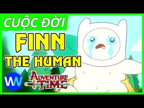 Hành trình của Finn The Human - Adventure Time - Thời lượng: 10:02.