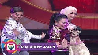 Video Semua Ingin Belajar! Seluruh Komentator Pun Ikut Menari Melayu Bersama Selfi - DA Asia 4 MP3, 3GP, MP4, WEBM, AVI, FLV Januari 2019