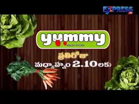 Anchor Ashwini Yummy Promo – Yummy Healthy Kitchen | Express TV
