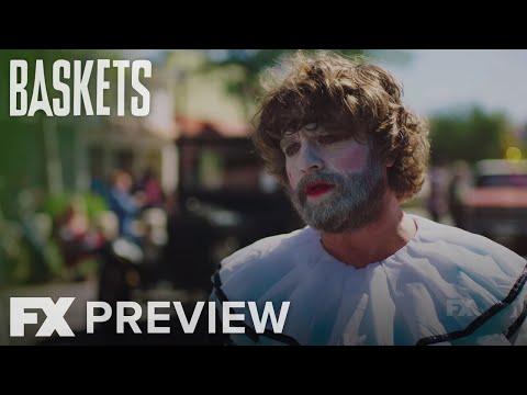 Baskets Season 2 Promo 'Gahooga'