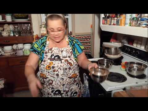 Appalachian cooking with Brenda- chocolate cobbler