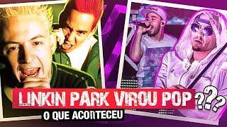 Linkin Park é uma das bandas de rock mais famosas do mundo da música. Mas de uns tempos pra cá o som da banda mudou bastante. Mas o que aconteceu com o Linkin Park? Virou uma banda pop?O Google me convidou para conhecer o aplicativo Google Duo.Baixe agora no seu celular https://goo.gl/iORYZC ! Funciona em Android e Iphone.Clique para se inscrever ► http://bit.ly/canalnostalgiaMeu Facebook - http://facebook.com/fecastanhariMeu Instagram - http://goo.gl/qdliIC @fecastanhariMeu SnapChat - FeCastanhariMeu Twitter - http://goo.gl/A1AsOg @fecastanhariMeu Musically - FeCastanhariApp do Nostalgia para ANDROID - http://goo.gl/Fxnq5sApp do Nostalgia para IPHONE - http://goo.gl/W7rtPlFicha TécnicaRoteiro - Rob Gordon e Felipe CastanhariMontagem e Edição - Nando Almeida e Gabriel Dantas Artes - Rick OrdonezProdução - Rodrigo TucanoPesquisa - Leonardo Produtora - http://tucanomotion.com.br