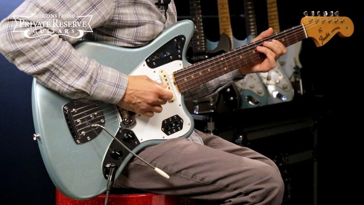 Fender Custom Shop1964 Lush Closet Classic Jaguar Electric Guitar