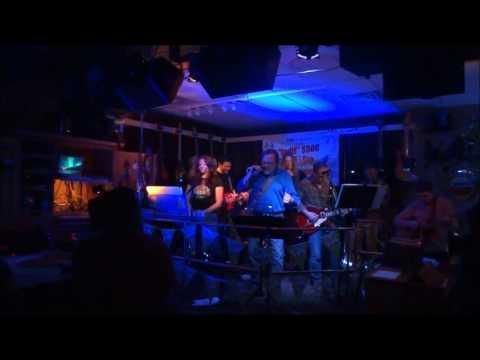 Seven Days (Ron Wood / Bob Dylan) cover  by OTS' Bad Boys Ensemble @ Moe's Tavern 2.22.13.wmv