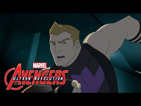 Marvel's Avengers Assemble 3.04 Clip