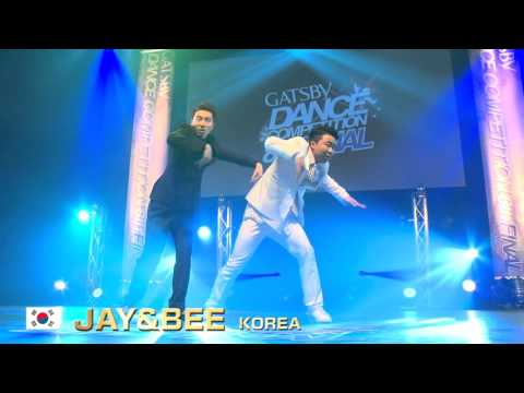 【GDC 8th】GATSBY DANCE COMPETITION 2015-2016:ASIA GRANDFINAL/JAY&BEE【KOREA】