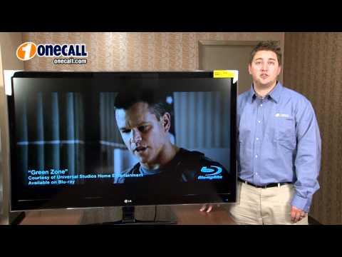 Closer Look: LG LW series 3D LCD TVs