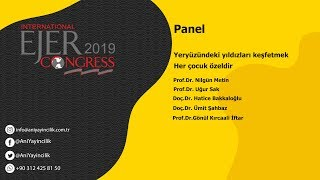EJERCongress 2019 | Panel Topic : Exploring Stars of the World: Each Child is Special