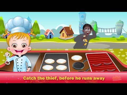 "Baby Hazel Food Truck | Fun Baby Games, Master Chef And Cooking Games - ""Games For Kids"""
