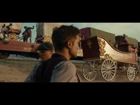 Water For Elephants Official Trailer