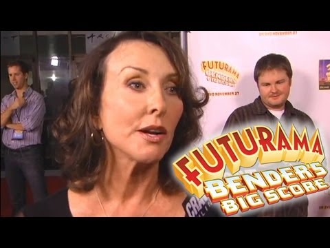 Futurama: Benders Big Score (Premiere Red Carpet Interviews)