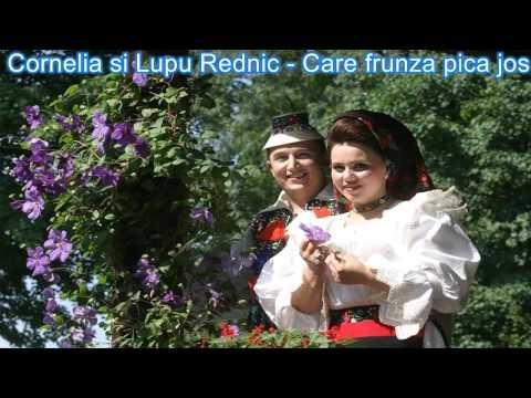Cornelia si Lupu Rednic - Care frunza pica jos