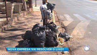 Coleta de lixo ainda causa transtornos para população de Bauru