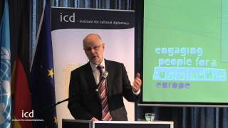 Staffan Nilsson, President, European Economic and Social Committee
