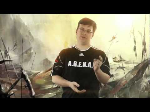 Arenanet - Guild Wars 2 Game Designers Matt Witter and Mike Ferguson talk about World vs World (WvW), where three teams battle for control over objectives across four m...