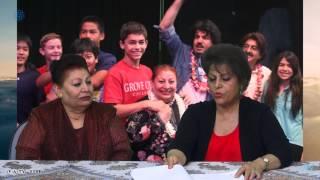 Interview with Mahvash 2 مصاحبه با مهوش در برنامه نگاه