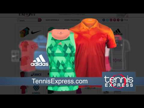 Tennis Express Apparel Commercial