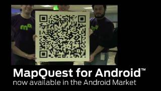 MapQuest GPS Navigation & Maps YouTube video