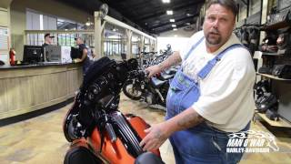 10. 2017 Harley-Davidson® CVO™ Street Glide® Description and Features