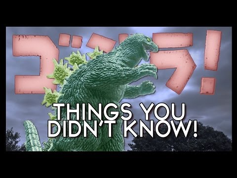 Godzilla Facts That Will Make You King of The