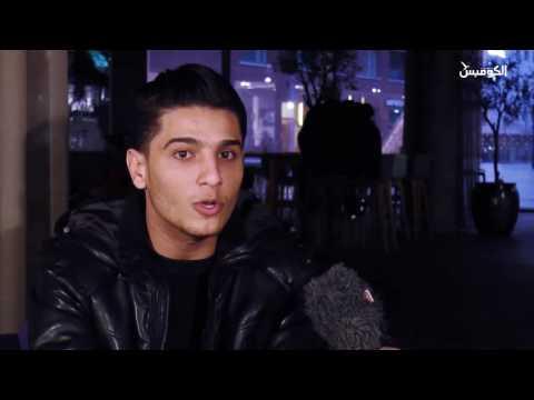 محمد عساف للكومبس: أحرص على نشر رسالة أمل بين الشباب العربي