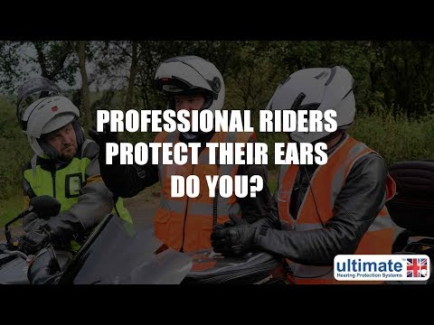 Ultimate Ear Hearing Protection Systems for the best motorcycle hearing protection ear plugs