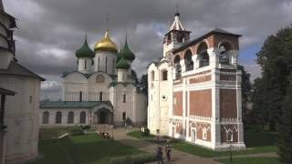 Suzdal Russia  City new picture : The bells of the Saviour Monastery of St Euthymius, Suzdal, Russia.