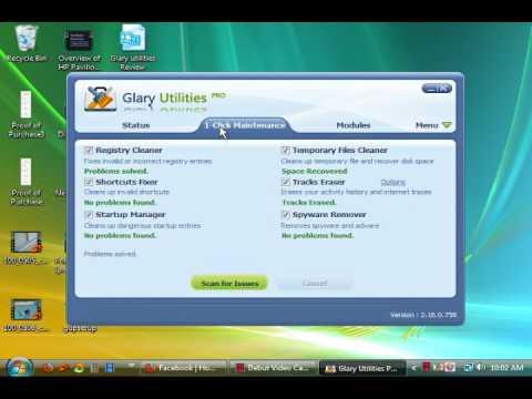 Glarysoft  - Glary utilities Review 2