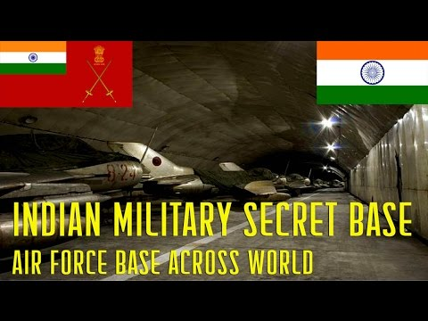Video Top 5 Indian Military Secret Bases all over the world download in MP3, 3GP, MP4, WEBM, AVI, FLV January 2017