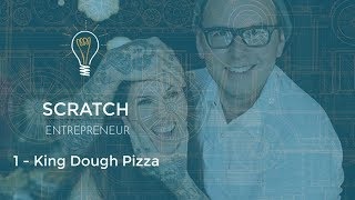 The Scratch Entrepreneur podcast interviews business owners who dropped everything and built a healthy profitable business.On today's episode: Adam & Alicia Sweet owners of King Dough Pizza King Dough ain't your Grandma's Pizza Shop.  Adam and Alicia Sweet top one artisan wood-fired pizza after another with a little bit of punk and a whole lot of love.  They craft the finest of pies with locally sourced veggies, hand made dough, and a crispy finish.On this episode they clue us in to the ups and downs of their culinary dream business.  You'll hear about cooking in a 56 Chevy truck bed, a vegan eating steak, pros and cons of crowd sourcing, and the three pieces of advice Adam & Alicia have for new business owners.Find the show notes here: www.shineinsure.com/podcast/king-dough-pizzaLearn more about us at:Our Site -  www.shineinsurance.comOur Blog - www.shineinsure.com/blogOur Podcast - www.scratchentrepreneur.comOur Guide for First Time Home Buyers - www.newhomebuyersguide.net