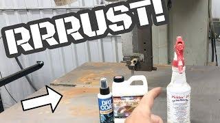 Rusty Bandsaw - Metal Rescue Vs  PIcklex 20 - Keith Rucker Video
