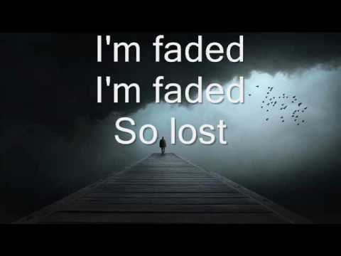 Alan Walker - Faded (Where are you now) Lyrics