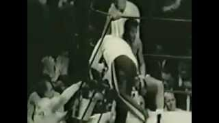 Floyd Patterson Vs Roy Harris (August 18, 1958)