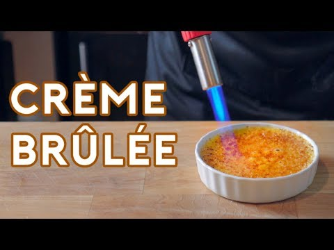 Binging With Babish: Crème Brûlée From Amelie