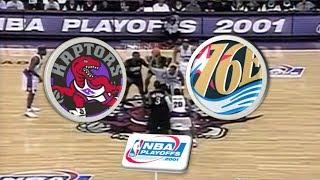 76ers @ Raptors | 2001 | Game 3