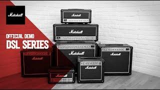 Marshall DSL40CR Video