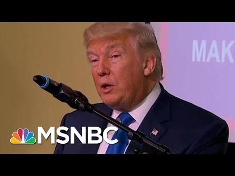 Donald Trump's Comments On Immigrants: They're Rapists. They All Have AIDS | Velshi & Ruhle | MSNBC