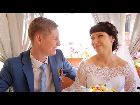 Видео Свадебный мини фильм - Артем&Татьяна.