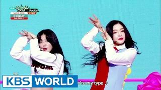 [Music Bank K-Chart] 1st Week of February - Red Velvet, April (2017.02.03)