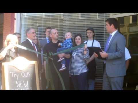 Southern Thymes Ribbon Cutting
